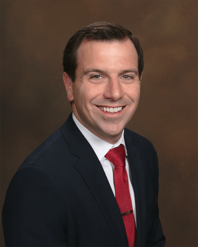 Headshot photo of Ben Bush from Fortune Practice Management